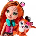Enchantimals Tanzie Tiger i Tuft tygrysek  FNH22.jpg