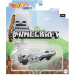 Hot Wheels Autko Minecraft Skeleton GJJ23 GYB67