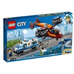 LEGO CITY Rabunek diamentów  60209