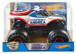 HOT WHEELS Monster Jam Capitan America CBY61