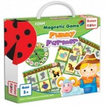 Magnetic game Funny farmer RK 3203-02