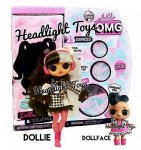 LOL Surprise! OMG Winter Disco. Lalka Fashion Dollie i siostra  561798