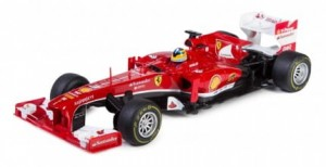 Ferrari F1 w skali 1:18 RC 53800 RED