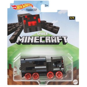 Hot Wheels Autko Minecraft Spider GJJ23 GYB69