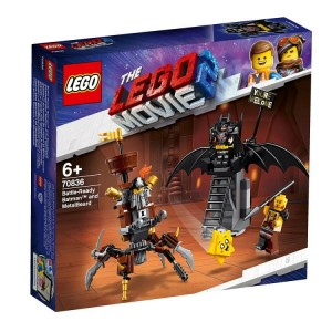 LEGO MOVIE Batman i Stalowobrody 70836