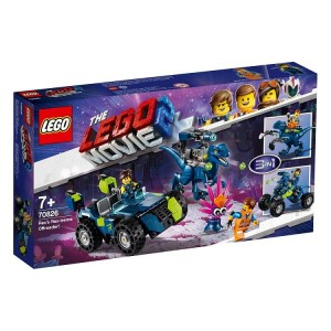 LEGO MOVIE Terenówka Rexa 70826
