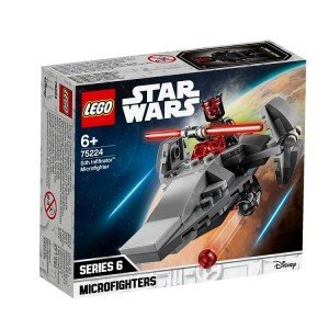 LEGO STAR WARS Sith Infiltrator 75224