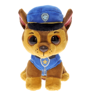 TY 41208 Beanie Babies Psi patrol CHASE, 15 cm - Regular