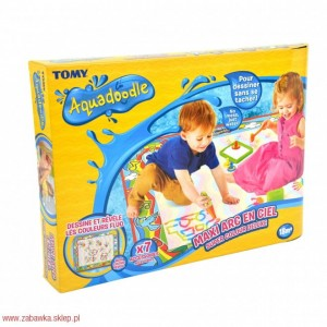TOMY Aquadoodle mata super color deluxe T72373