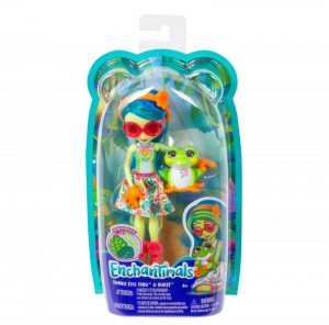 ENCHANTIMALS TAMIKA TREEFROG I BURST  DVH87/GFN43