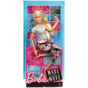 BARBIE MADE TO MOVE  FTG80/ FTG81