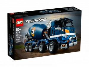 Lego Technic Betoniarka 42112