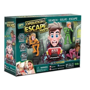Operacja : Escape Room Junior YL042