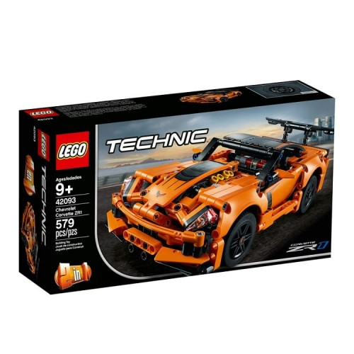 LEGO TECHNIC Chevrolet Corvette ZR 42093 (1).jpg
