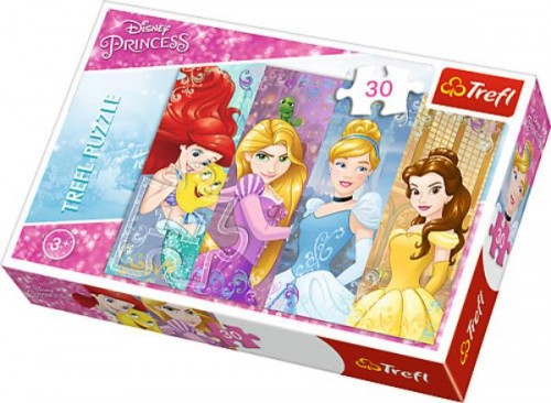 PUZZLE 30 Disney Princess 18205.jpg